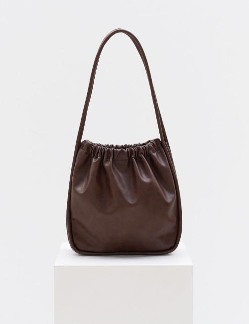 [2차 입고] bundle bag (choco brown)