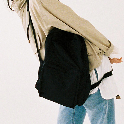 easy backpack (black)