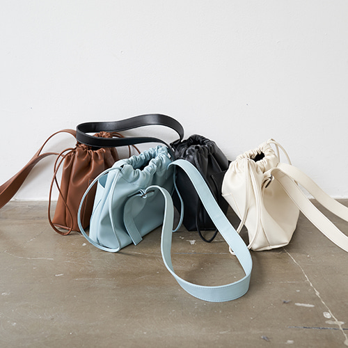 mini ohou bucket bag (4 color)