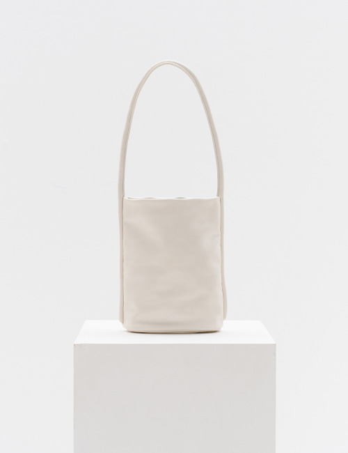 plain bag (cream)