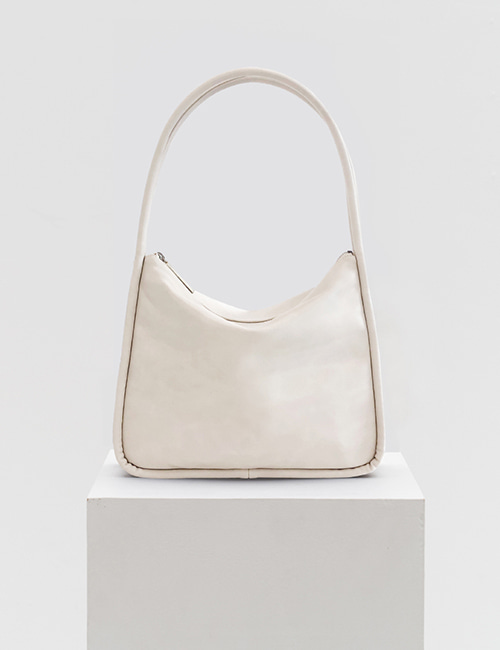 ridge bag (cream)